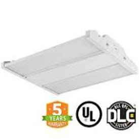 ML-PHB03- 220WFRAP1C1- WH57-MS 220W Linear High Bay with Motion Sensor