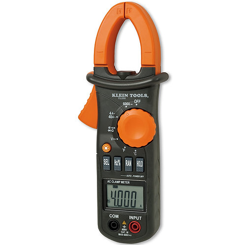 CL200-600A AC Clamp Meter