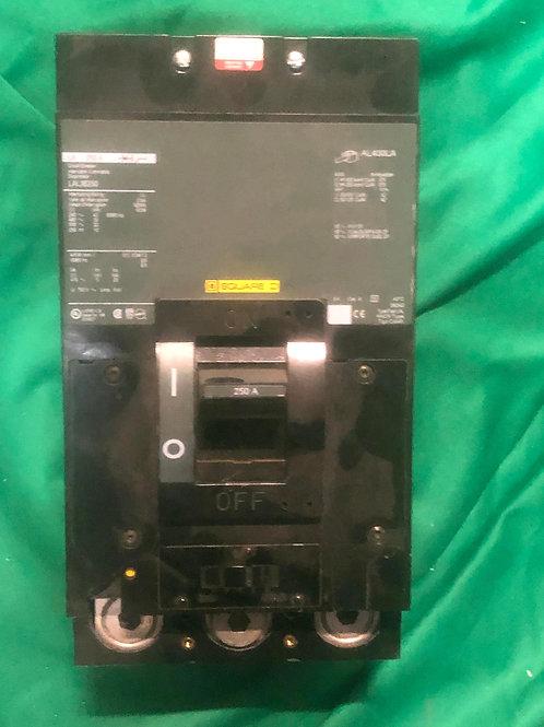 LAL36250 250 AMP Circuit Breaker