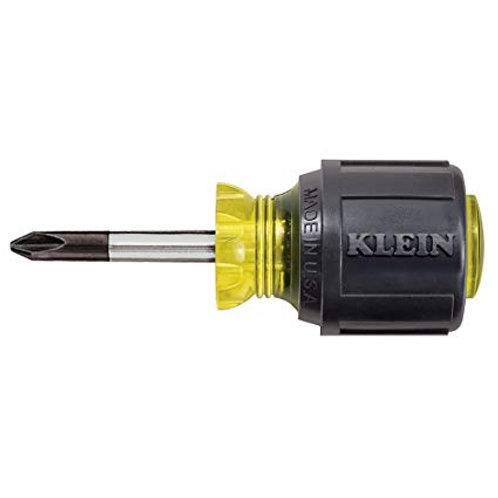 603-1 Klein Stubby Screwdriver