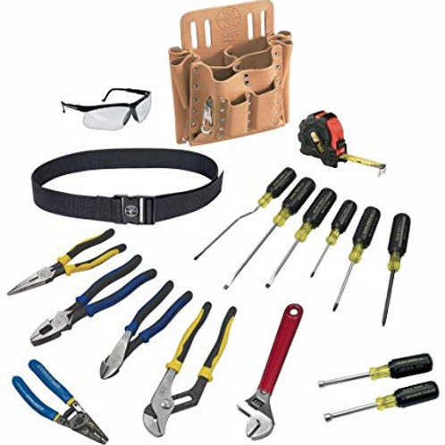 80118 Tool Kit 18 Piece Journeyman