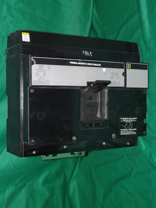 NC361200 1200 AMP 480 VOLT I-Line Square D