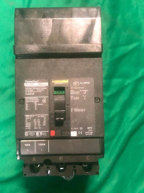 HJA36100 150 AMP Circuit Breaker