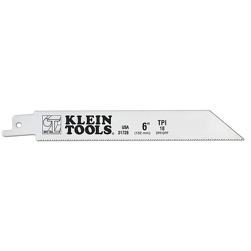 31746 8'' 18 TPI Blade 5 pack