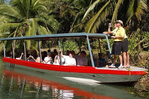 Tucanes Tours - Tour en Bote Isla Damas: 15% de Descuento