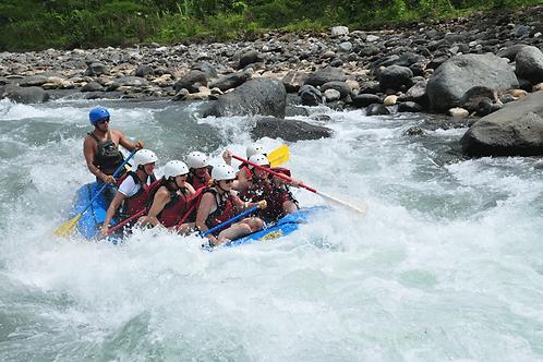 Tucanes Tours - Rafting Río Savegre: 15% de Descuento