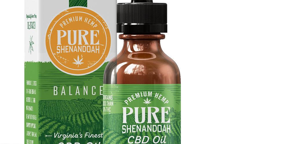 Pure Shenandoah Balance CBD Oil