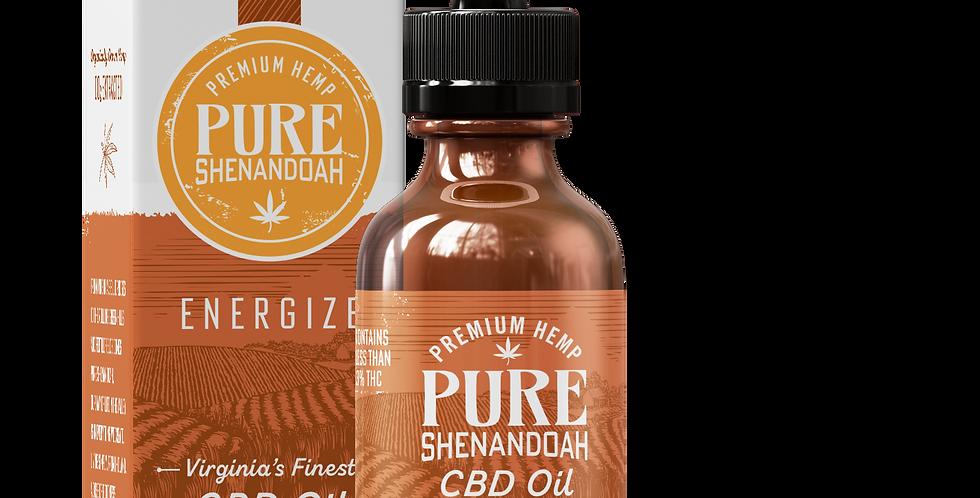 Pure Shenandoah Energize CBD Oil