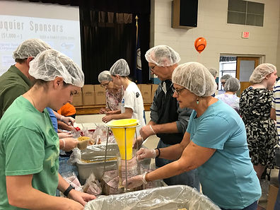 Emmanuel-Feed Fauquier Packing Event Spo