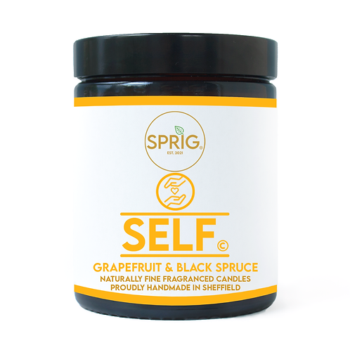 Self© 150g Natural Coconut Wax Blend Candle