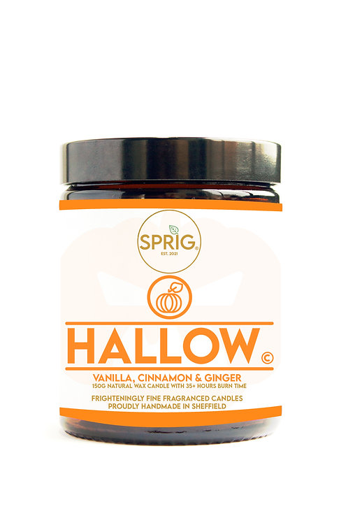 Hallow© 150g Natural Coconut Wax Blend Candle