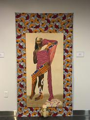 """Black Indian"" (installation)"