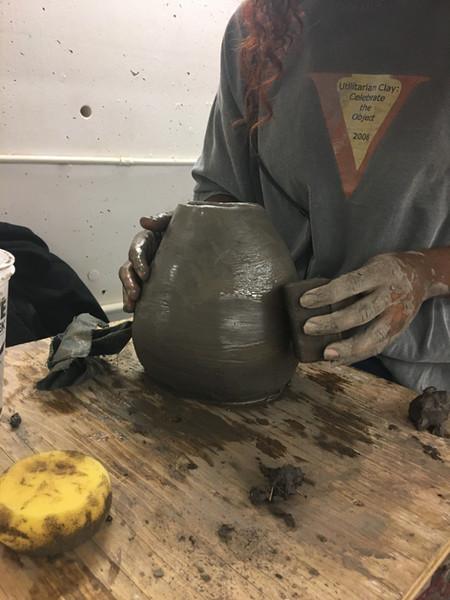Pottery Experimentation