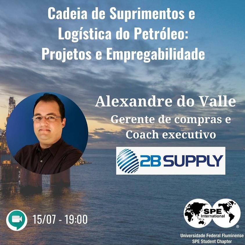 Live SPE UFF com Alexandre do Valle