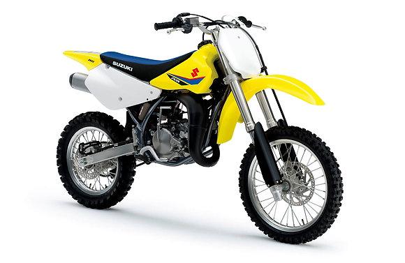 2021 Suzuki RM85M1