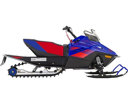 2022 Yamaha SRX 200E Snoscoot ES