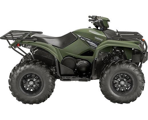 2021 Yamaha Kodiak 700 EPS Aluminum wheels