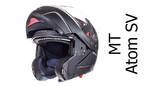 MT Atom SV Double lens Modular helmet