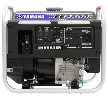 Yamaha EF28IX Generator
