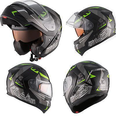 CKX Flex RSV Modular double lens Helmet