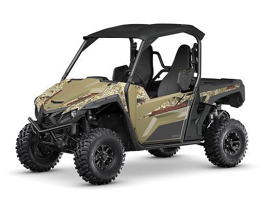2021 Yamaha Wolverine X2 850 R-Spec EPS Camo