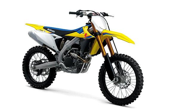 2021 Suzuki RM-Z250M1