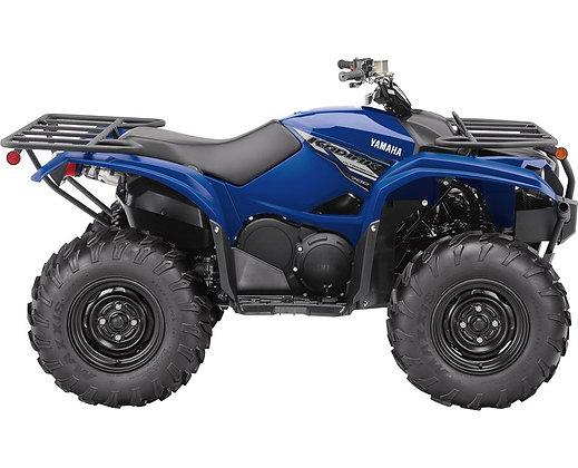 2021 Yamaha Kodiak 700 Non Power Steering