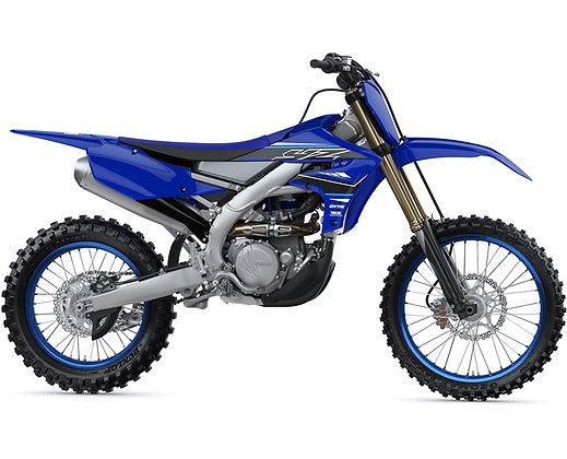 2021 Yamaha YZ450FX