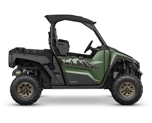 2021 Yamaha Wolverine X2 850 R-Spec EPS SE