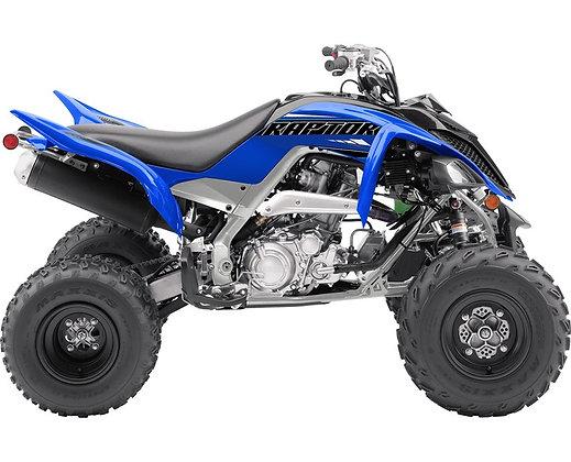 2021 Yamaha Raptor 700