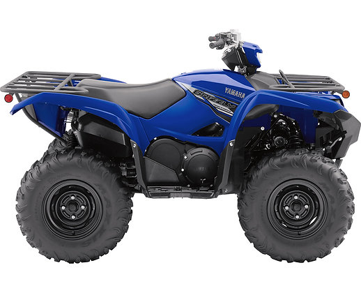 2021 Yamaha Grizzly 700 EPS