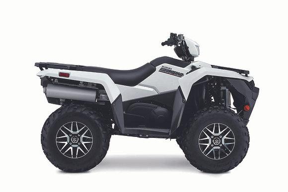 2021 Suzuki Kingquad LT-A500XPZM1 Mag wheels