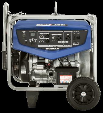 Yamaha EF72DE Generator