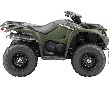 2020 Yamaha Kodiak 450 EPS SE Green Dif lock