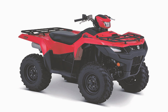 2021 Suzuki Kingquad LT-A750XM1 non power Steering
