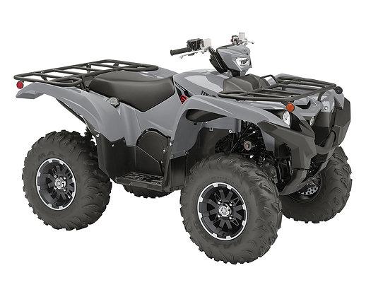 2021 Yamaha Grizzly 700 EPS Aluminum Wheels