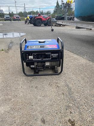 Used Yamaha EF2600 Generator