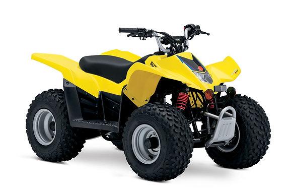 2021 Suzuki LT-Z50 QuadSport 50