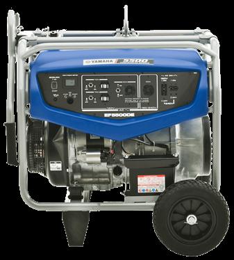 Yamaha EF55DE Generator