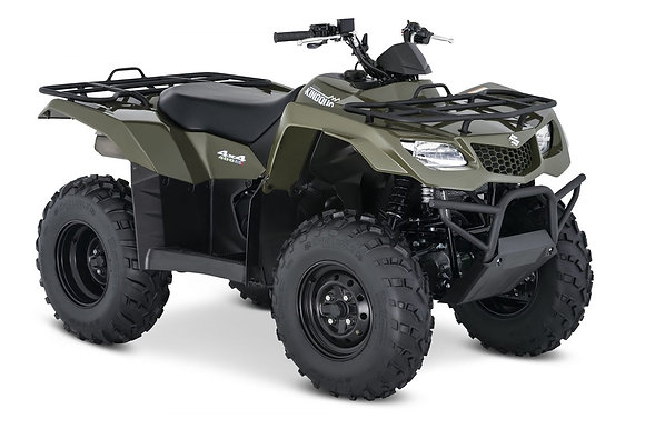 2021 Suzuki King Quad 400 Automatic