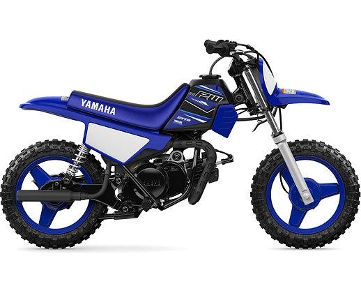 2021 Yamaha PW50 (2 stroke)