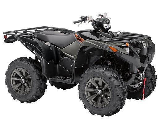 2021 Yamaha Grizzly 700 EPS SE