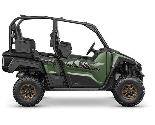 2021 Yamaha Wolverine X4 850 EPS SE