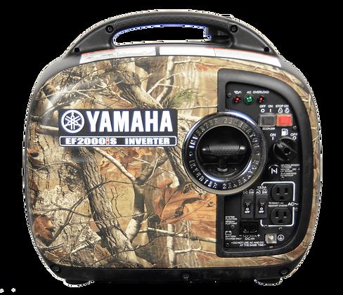 Yamaha EF20ISCT Camo