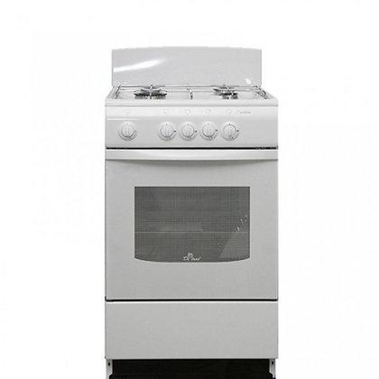 Газовая плита De Luxe 5040.38Г (Щ) белая