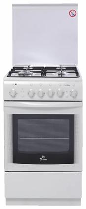 Комбинированная плита De Luxe 5040.20гэ
