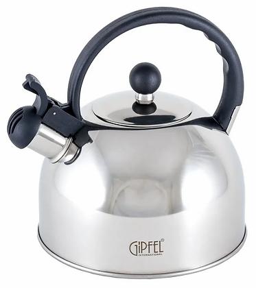 GIPFEL Чайник со свистком Estella 8598 2,5 л