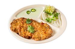 Chicken Chapli Kabob
