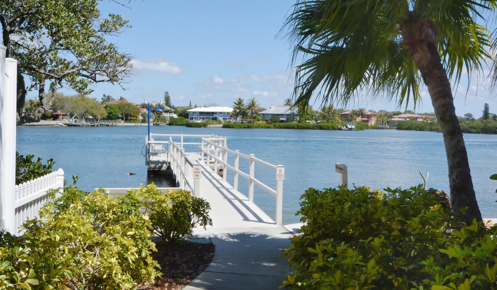 Polynesian Gardens Dock