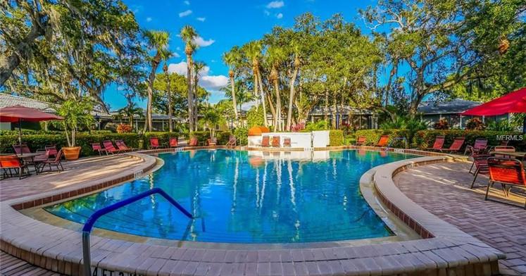Polynesian Gardens Pool